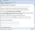 e-mailová podpora